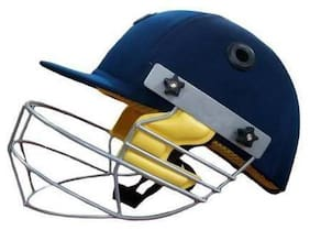 labh traders labh youth Cricket Helmet  (Blue)
