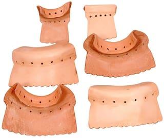 Laxmi Ganesh Billiard Leather Imported Inner Pocket Set (6 pcs)