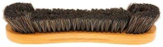 Laxmi Ganesh Billiard Handle Wooden Pool Snooker Clean Artificial Horse Hair Bristle Billiard Table Brush Accessories