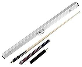 Laxmi Ganesh Billiard Snooker and Billiard Omin Enlighten 3/4 Quarter cue Stick with case
