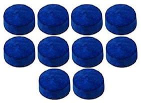 Laxmi Ganesh Billiard Pool Cue Tip 9 mm (Pack of 10 pcss)