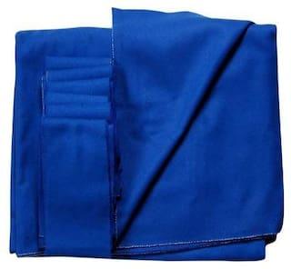 Laxmi Ganesh Billiard Pool Table Cloth (Blue) 4' x 8'