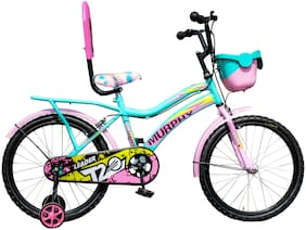 Leader Murphy 20T Sea Green/Light Pink Colour Cycle for Kids