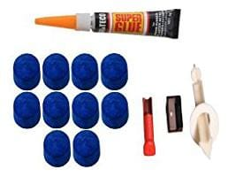 LGB Combo of elk Master tip 10mm (10pcs) & Glue Gel & tip Modifier
