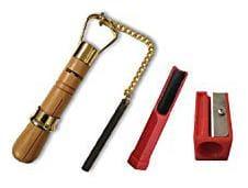 LGB Sharpner;Tip Shaper & Wooden Tip Clamp