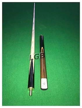 LGB Snooker & Billiard Quarter Cue Without Extension (Vacuum Joint) L.P