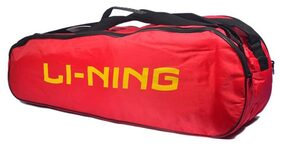 Li Ning Abdj118 2 In 1 Thermal Double Belt Racquet Bag