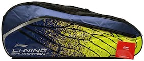 Li-Ning Multi-Graffiti 3 Zipper Badminton Kit Bag - Navy