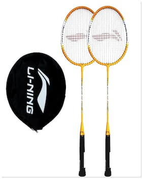 Li-Ning Smash XP 710 Badminton Raquet (Pack Of 2)