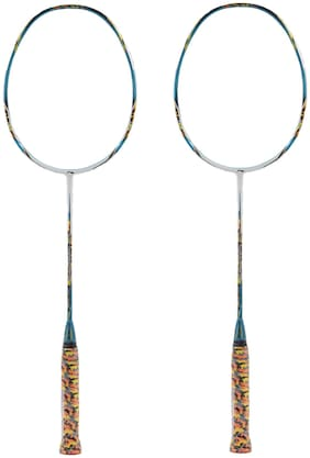 Li-Ning Ultra Carbon 5100 Badminton Racquet(pack of 2)