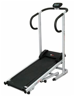 Lifeline Manual Treadmill with an Electronic Display