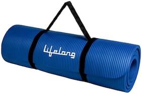 Lifelong Blue Foam Yoga mat - 1 pc