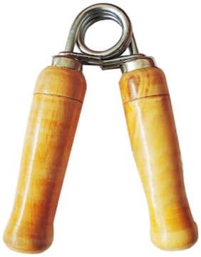 LIVO Wood Brown Hand Grip