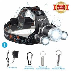 Luces De-Cabeza Lamparas Linternas Para Trabajo Accesorios Construcci  n Futb N