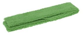 Magideal Cotton Anti-Slip Over Grip For Badminton/Tennis/Squash Rackets Green