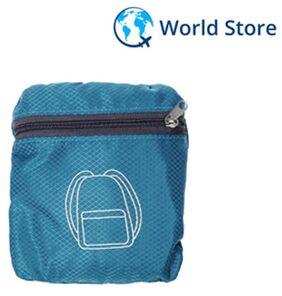Magideal Foldable Shoulder Bag Backpack Rucksack Day Pack Outdoor Hiking Travel B