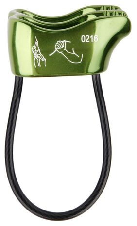 Magideal Green Outdoor Mountaineering Climbing ATC Belay Rappel Device