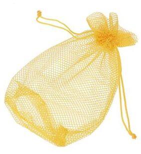 Magideal Mesh Nets Golf Table Tennis Ball Bag Pouch