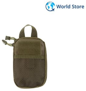 Magideal Outdoor Military Tactical Utility Waist Bag Camping Hiking Pouch Army Green