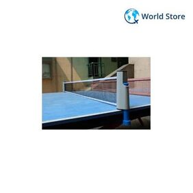 Magideal Replacement Games Retractable Table Tennis Ping Pong Portable Net Rack Kit
