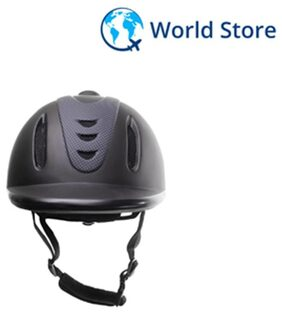 Magideal Strengthening ABS Vented Western Riding Safety Low Profile Horse Helmet XL