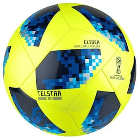 Matrix Yellow Telstar Football