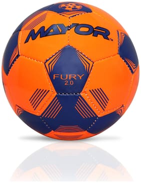 Mayor Fury 2.0 Football 1 pc Orange Color