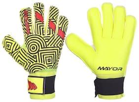 Mayor Green Medium Football Football glove