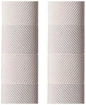 MDN Cricket Bat Handle Grip (Pack Of 2 Grips) White