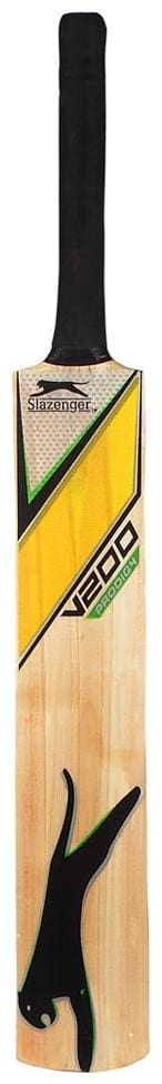 MDN Cricket Bat & Popular Willow Popular Willow Yellow