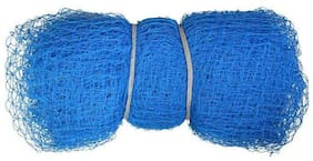 MDN Practice Cricket Nylon Net 20*10ft Blue (pack of 1) Solid Qulity