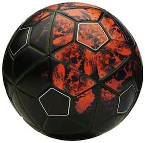 MDN RONALDO RED/BLACK FOOTBALL (PACK OF 1)