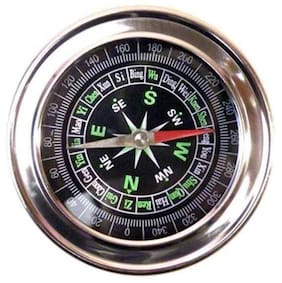 Military Magnetic Compass (Assorted Color) Pack of 1