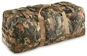 Military Style True Timber Camo Transport Bag For Hunting, Go Bag, Cordura