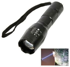 Mini Focusing Flashlight LED 10W 1200Lumens LED Torch Camping Light Pocket Torch