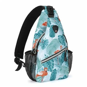 Mosiso Mini Sling Backpack Girl Boy Chest Bag School Travel Outdoor Casual Sport