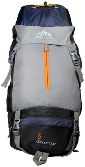 Mount Track Navy blue Backpack