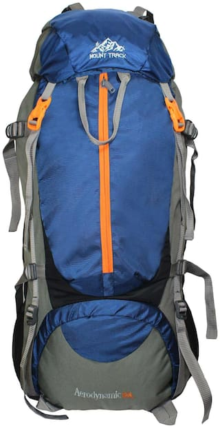 Mount Track Navy blue Hiking bag
