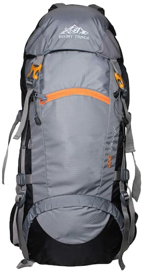 Mount Track 9102 Altitude Rucksack Hiking & Trekking backpack 55 L with Rain cover and Laptop Compartment
