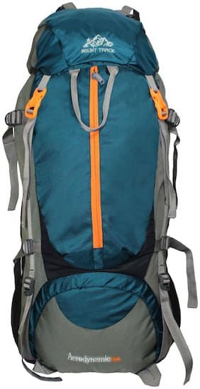 Mount Track Green Hiking bag
