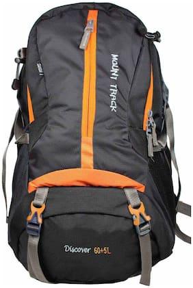 Mount Track Black Hiking bag
