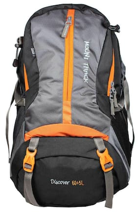Mount Track Grey Hiking bag