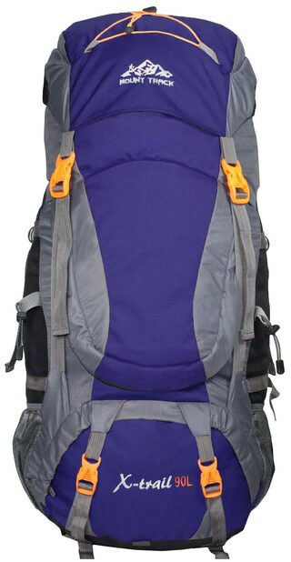 Mount Track X-Trail 9109 Hiking Rucksack 90 Ltrs with Rain Cover
