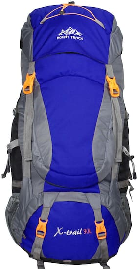 Mount Track Blue Hiking bag