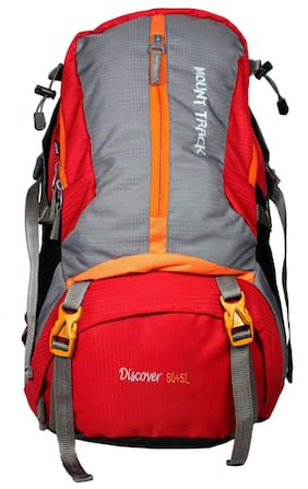 Mount Track Red Hiking bag