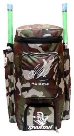 MSD LIMITED EDITION CAMO BACKPACK CRICKET KIT BAG