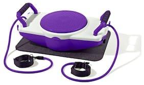 Multi-Fit Plus Fitness Board Slimflex Exercise Roller Push Up Bar Gym Sports Equipmen