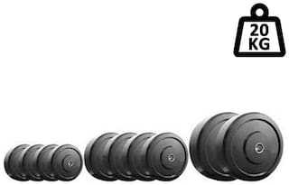 Muskular 20 kg (5 kg X 4) Spare Weight Lifting Plates