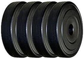 Muskular 20 KGS PVC (10 KG X 2) SPARE WEIGHT LIFTING PLATES
