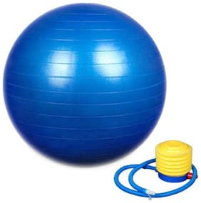 National sports best quality Anti Burst Gym Ball Exercise Yoga Ball Colour May Vary